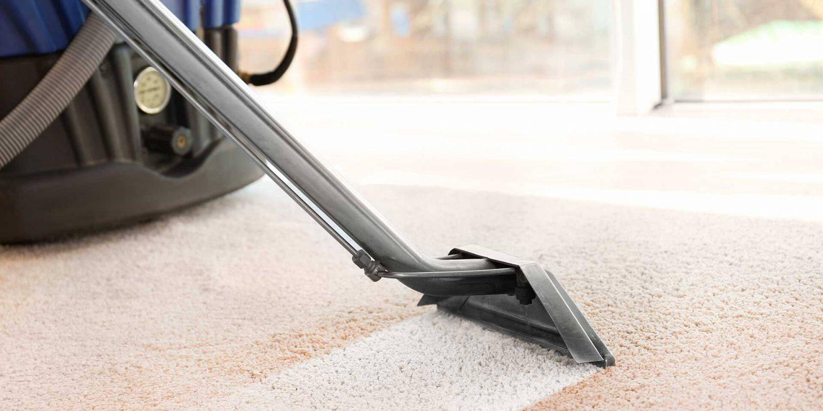 Čišćenje tepiha parom - antibakterijsko, antialergijsko